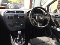 USED 2007 57 SEAT LEON 2.0 FR TDI 5d 168 BHP