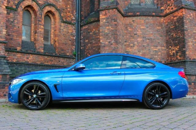 2013 63 BMW 4 SERIES 2.0 420d M Sport 2dr
