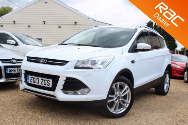 View our 2013 13 FORD KUGA 2.0 TITANIUM X TDCI 5d 138 BHP