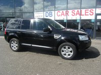 USED 2010 10 LAND ROVER FREELANDER 2.2 TD4 E S 5d 159 BHP £0 DEPOSIT, LOW RATE FINANCE ANYONE, DRIVE AWAY TODAY!!