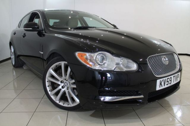 View our 2009 59 JAGUAR XF 3.0 V6 S PREMIUM LUXURY 4DR 275 BHP