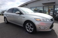 USED 2011 61 FORD MONDEO 1.6 TITANIUM TDCI 5d 114 BHP LOW DEPOSIT OR NO DEPOSIT FINANCE AVAILABLE.
