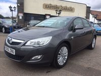 2011 VAUXHALL ASTRA 1.7 EXCITE CDTI 5d 108 BHP £5695.00