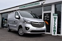 USED 2015 64 VAUXHALL VIVARO 1.6 2700 L1H1 CDTI P/V SPORTIVE 118 BHP FINANCE FROM ONLY £223.22pm
