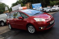 USED 2009 09 CITROEN C4 PICASSO 2.0 GRAND EXCLUSIVE HDI EGS 5d AUTO 134 BHP