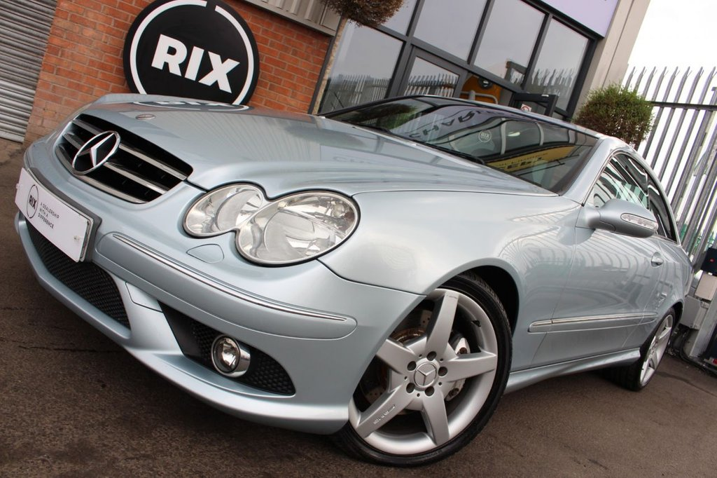 MERCEDES-BENZ CLK for sale