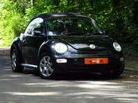 USED 2006 55 VOLKSWAGEN BEETLE 2.0 CABRIOLET 8V 2d 114 BHP WILL COME WITH A 12 MONTHS MOT + HPI CLEAR