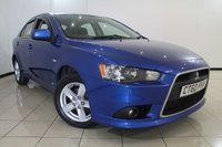 USED 2011 60 MITSUBISHI LANCER 2.0 GS2 DI-D 5DR 138 BHP AIR CONDITIONING + PARKING SENSOR + BLUETOOTH + CRUISE CONTROL + MULTI FUNCTION WHEEL + 16 INCH ALLOY WHEELS
