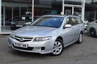 USED 2008 08 HONDA ACCORD 2.2 I-CTDI EXECUTIVE 5d 140 BHP