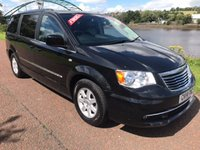 USED 2014 14 CHRYSLER GRAND VOYAGER 2.8 CRD SR 5d 178 BHP **VERY RARE AUTO DIESEL**