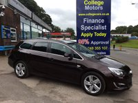USED 2014 14 VAUXHALL ASTRA 2.0 SRI CDTI S/S 5d 163 BHP, only 27000 miles *****FINANCE AVAILABLE APPLY ONLINE******
