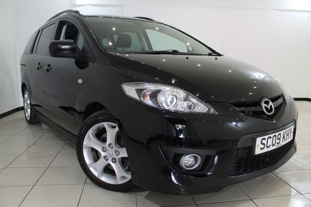 View our 2009 09 MAZDA MAZDA 5 2.0 SPORT D 5DR 143 BHP