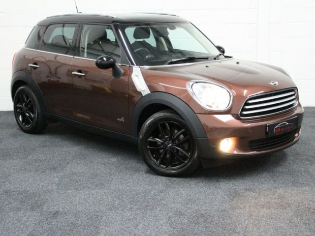 2014 14 MINI COUNTRYMAN 1.6 COOPER D ALL4 5d 112 BHP