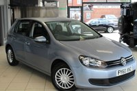 USED 2010 60 VOLKSWAGEN GOLF 1.2 S TSI 5d 103 BHP VW SERVICE HISTORY + AIR CONDITIONING + CLIMATE CONTROL + ELECTRIC WINDOWS + HEATED MIRRORS + 15 INCH STEEL WHEELS