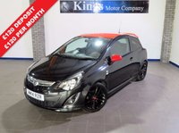 2014 VAUXHALL CORSA 1.2 LIMITED EDITION 3dr £SOLD