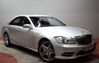 2012 MERCEDES-BENZ S CLASS 3.0 S350 BLUETEC AUTO AMG BODY KIT & FULL HISTORY 258 BHP £17995.00