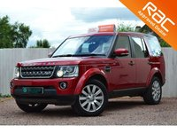 2015 LAND ROVER DISCOVERY 3.0 SDV6 SE 5d AUTO 255 BHP £32000.00
