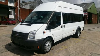 View our FORD TRANSIT MINIBUS