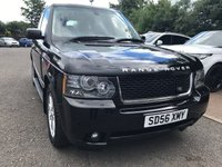 USED 2006 56 LAND ROVER RANGE ROVER 3.6 TDV8 VOGUE SE 5d 272 BHP