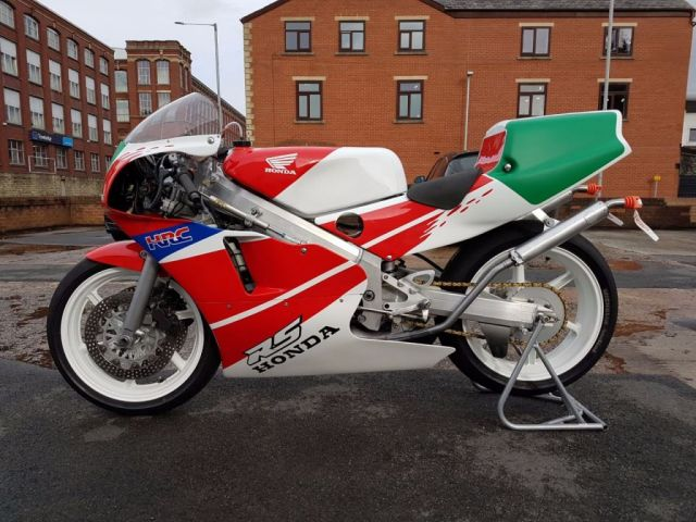 1991 HONDA RS 250R GP Road Racer 2 Stroke