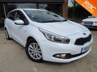 USED 2013 13 KIA CEED 1.4 CRDI 1 ECODYNAMICS 5d 89 BHP 1 OWNER, AIR CONDITIONING, ISOFIX SEAT PREPARATION