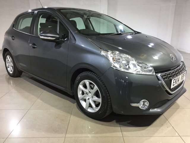 View our 2014 14 PEUGEOT 208 1.4 ACTIVE HDI 5d 68 BHP