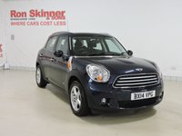 USED 2014 14 MINI COUNTRYMAN 1.6 COOPER D ALL4 5d 112 BHP