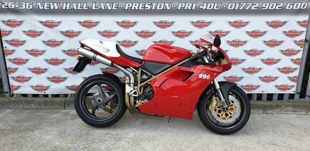 View our DUCATI 996 S