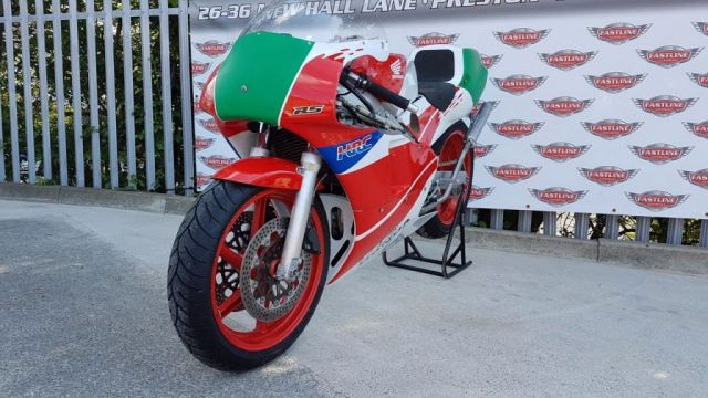 View our HONDA RS