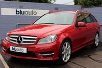 2011 MERCEDES-BENZ C 220 2.1 CDI BLUE EFFICIENCY SPORT ED125 5d 170 BHP £10970.00