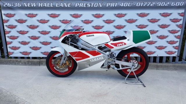 View our YAMAHA TZ250