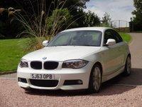 2013 BMW 1 SERIES 2.0 118D M SPORT 2d 141 BHP £10450.00