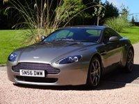 2006 ASTON MARTIN VANTAGE 4.3 V8 3d 380 BHP £37450.00
