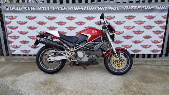 View our DUCATI MONSTER