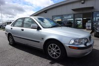 USED 2003 53 VOLVO S40 1.9 S 4d 136 BHP NOT AVAILABLE ON FINANCE.