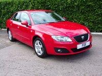 2010 SEAT EXEO 2.0 S CR TDI 4d 141 BHP £4975.00