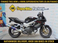 USED 1998 R HONDA VTR1000  GOOD & BAD CREDIT ACEEPTED, OVER 500+ BIKES