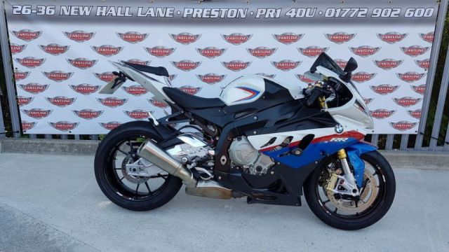 2011 11 BMW S 1000 RR ABS Model Super Sports