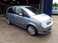 USED 2009 59 VAUXHALL MERIVA 1.4 ACTIVE PLUS 5d 90 BHP ONE OWNER FROM NEW / SERVICE HISTORY