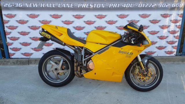 2003 03 DUCATI 998 Mono Super Sports
