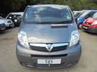 USED 2013 63 VAUXHALL VIVARO 9 Seat Minibus LWB Automatic 2.0 CDTi *AIR CON*43,000 MILES*