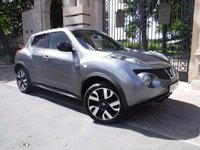 USED 2013 63 NISSAN JUKE 1.5 DCI N-TEC 5d 109 BHP ****FINANCE ARRANGED***PART EXCHANGE***SAT NAV***CRUISE CONTROL***BLUETOOTH**