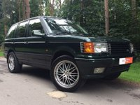 1995 LAND ROVER RANGE ROVER 4.6 HSE 5d AUTO with RPI Engine Upgrades £3995.00