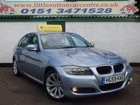 USED 2009 59 BMW 3 SERIES 2.0 318I SE 4d 141 BHP FULL BMW HISTORY, 74,000 MILES, 12 MONTHS MOT INCLUDED