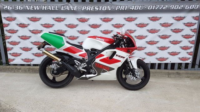 View our YAMAHA TZR250