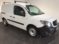 USED 2014 64 MERCEDES-BENZ CITAN 1.5 109 CDI 1d 90 BHP HISTORY-1 OWNER-BLUETOOTH-ROOF BARS