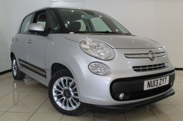 View our 2013 13 FIAT 500L 1.2 MULTIJET LOUNGE 5DR 85 BHP
