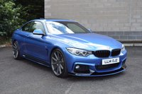 2014 BMW 4 SERIES 2.0 420D M SPORT 2d AUTO 181 BHP £20695.00