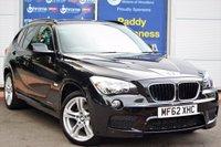 USED 2012 62 BMW X1 2.0 XDRIVE20D M SPORT 5d 174 BHP