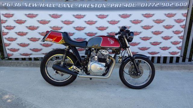 1975 P HONDA CB 360 Cafe Racer Classic
